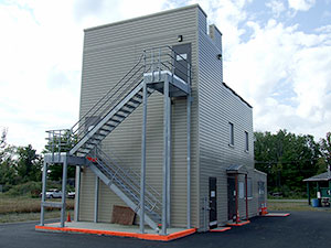 Fire Training Building